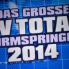 "TV-Grafik – ""TV Total Turmspringen 2014"" (Pro7)"