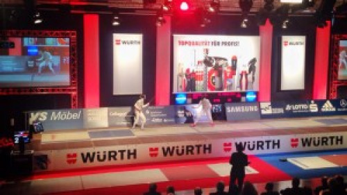 "Video Replay  – ""Fencing WorldCup"" Tauberbischofsheim"