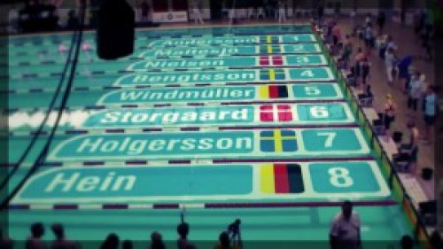 """18th Danish International Swim Cup 2015"" Esbjerg"