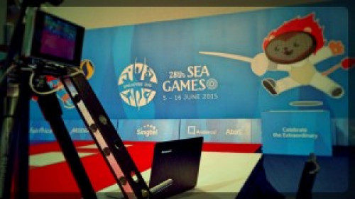 "Video Replay – ""28th SEA GAMES"" Singapore"